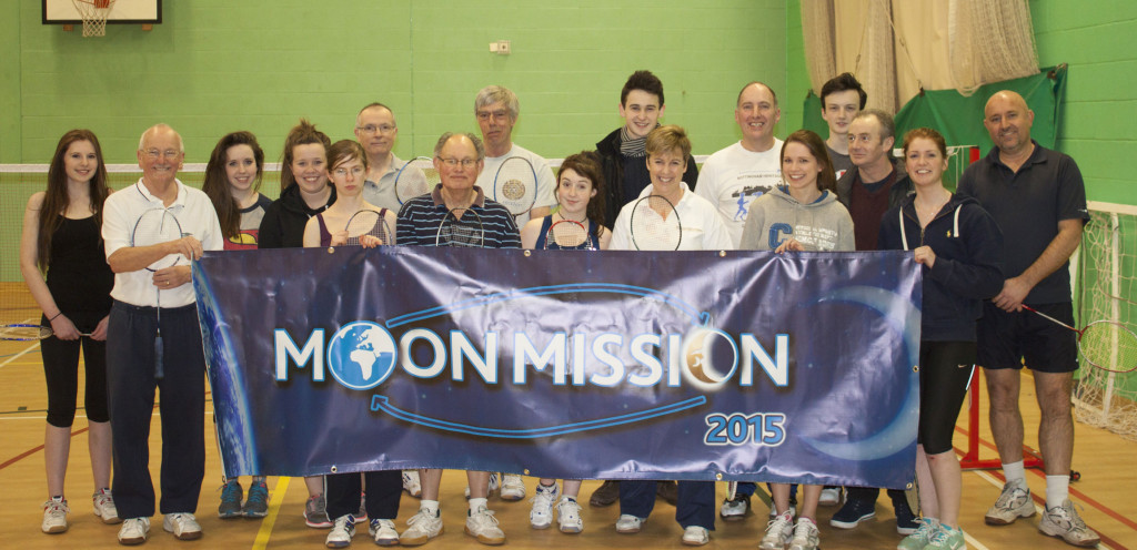 Moon Mission Banner